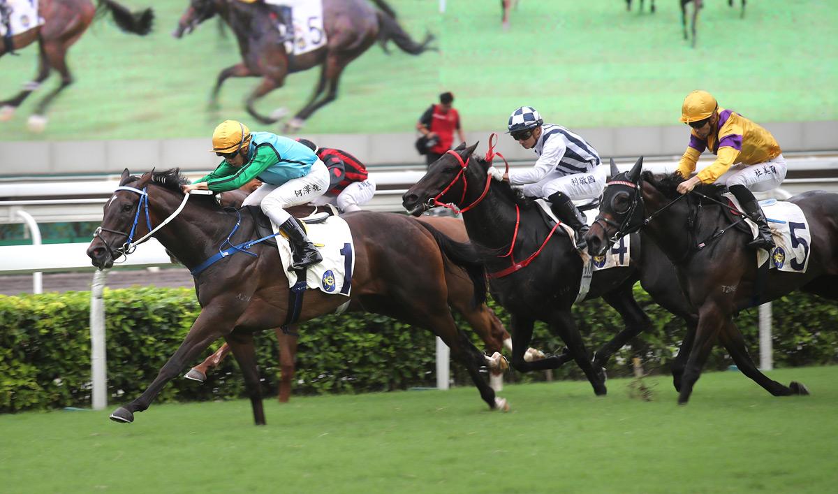 「跳出香港」為何澤堯及方嘉柏摘下精英碟 – 賽馬新聞 – 香港賽馬會