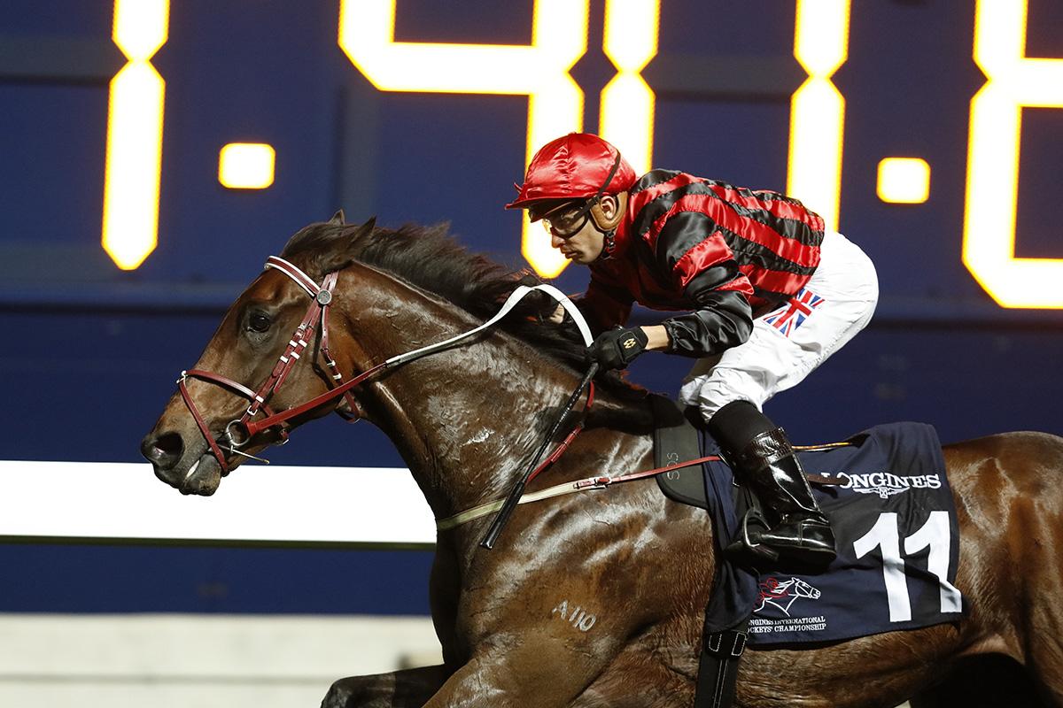 蘇兆輝爭取衛冕浪琴表國際騎師錦標賽 – 賽馬新聞 – 香港賽馬會