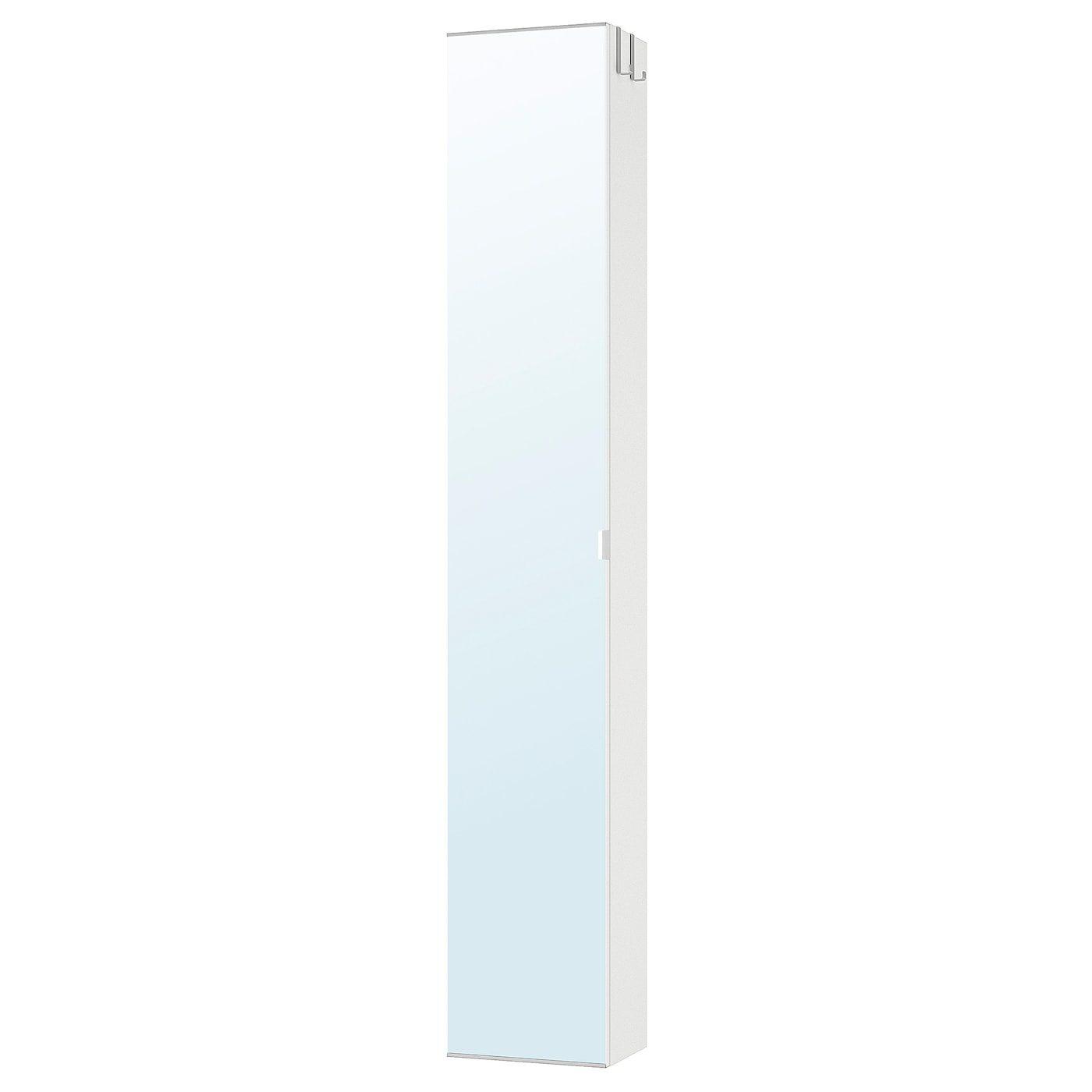 Lillangen Meuble Avec Miroir Blanc Ikeapedia