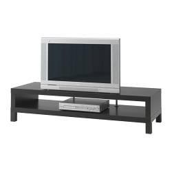 Lack Mobile Tv Marrone Nero Ikeapedia