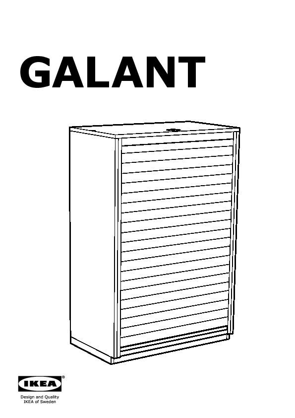 Galant Meuble à Rideau Gris Ikea France Ikeapedia
