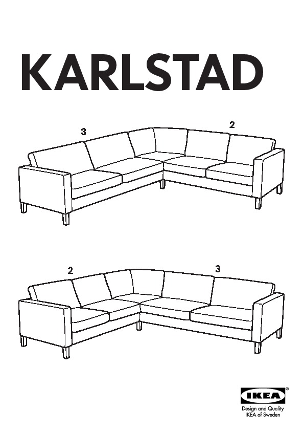 karlstad structure canape d