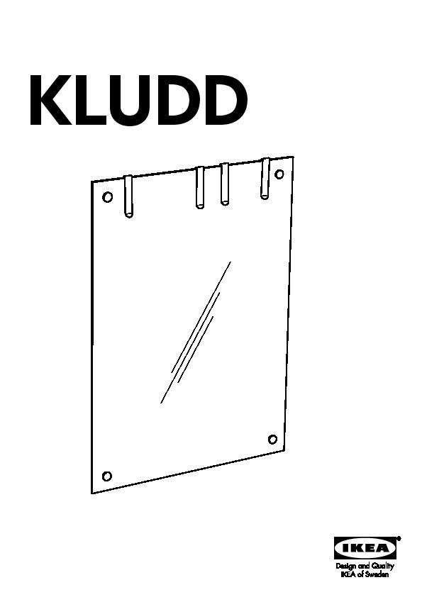 Kludd Tableau D Affichage Verre Ikeapedia