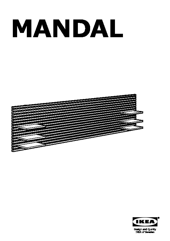 Mandal Tête De Lit Bouleau Blanc Ikea France Ikeapedia