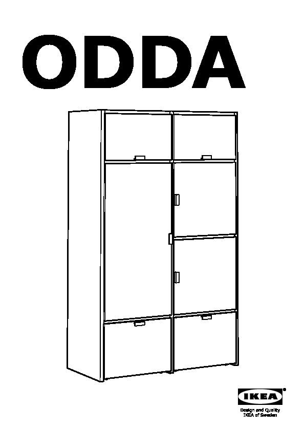 90120574 odda armoire assembly instruction