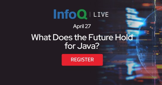 What does the future hold for Java?  Dive into the new features of Java 16 on InfoQ Live (April 27)