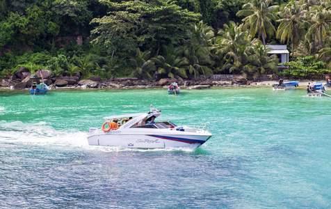 Tour Tham Quan 4 Đảo Phú Quốc Trong Ngày Bằng Tàu Cao Tốc