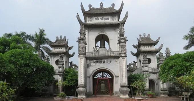 Chùa Phổ Quang Hà Nội