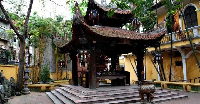 Chùa Phúc Khánh Hà Nội