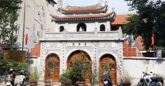 Chùa Linh Ứng Hà Nội