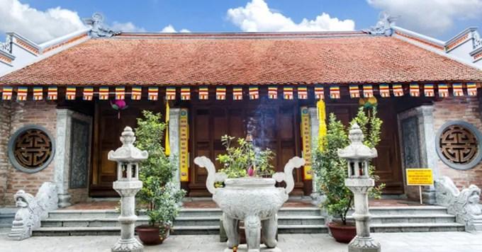 Chùa Linh Quang Hà Nội