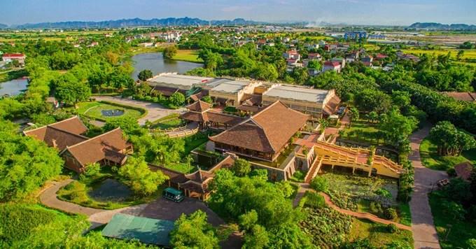 Emeralda Ninh Bình Resort & Spa