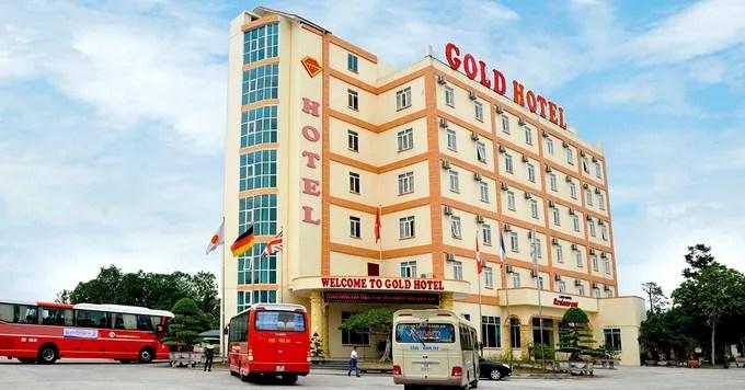 Khách Sạn Gold Ninh Bình
