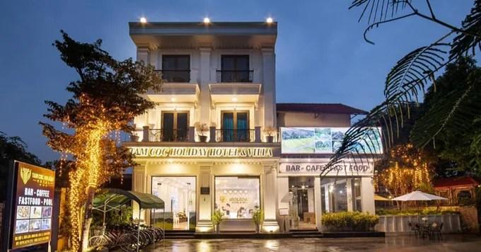 Tam Cốc Holiday Hotel & Villa Ninh Bình