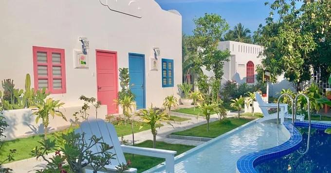 Moonbeam Homestay & Mini-resort Mũi Né