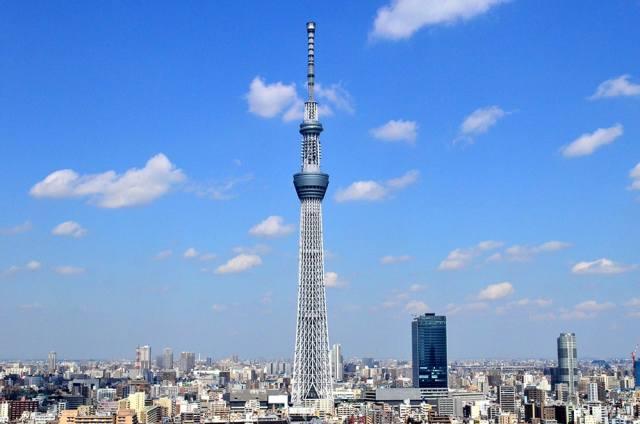 東京晴空塔。(來源:matome.naver.jp)
