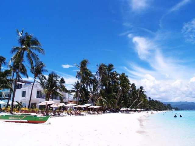 長灘島3號碼頭,圖片取自www.boracaylibrary.com。