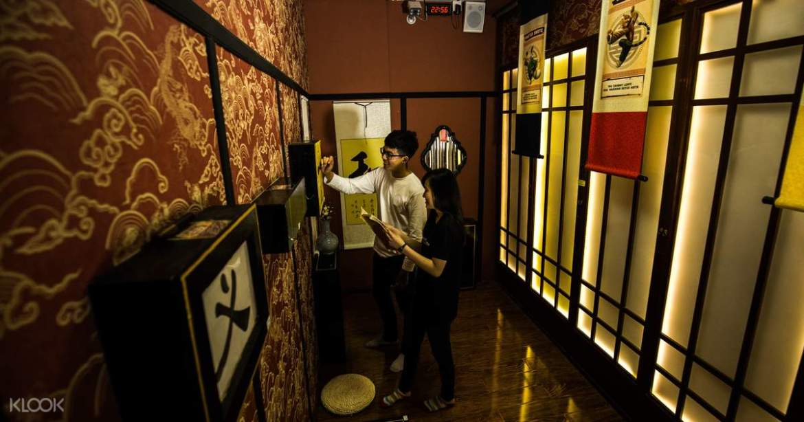 Up to 10% Off | Book Escape Room Package by Xscape SG - Klook Singapore
