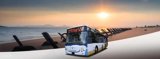 金門交通,金門觀光巴士