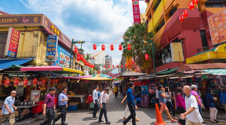 Image result for china town kuala lumpur