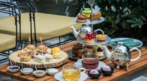 「亞洲50佳餐廳」曼谷The House on Sathorn下午茶
