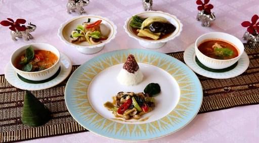 泰國曼谷文華東方酒店Sala Rim Naam餐廳