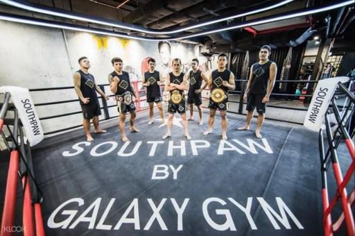 Southpaw by Galaxy Gym 泰拳,Southpaw by Galaxy Gym 泰拳課程,曼谷泰拳