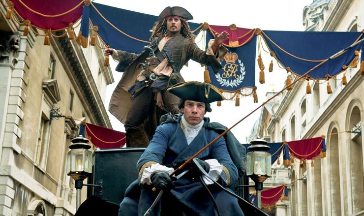 Pirates of the Caribbean: I främmande farvatten (2011) :