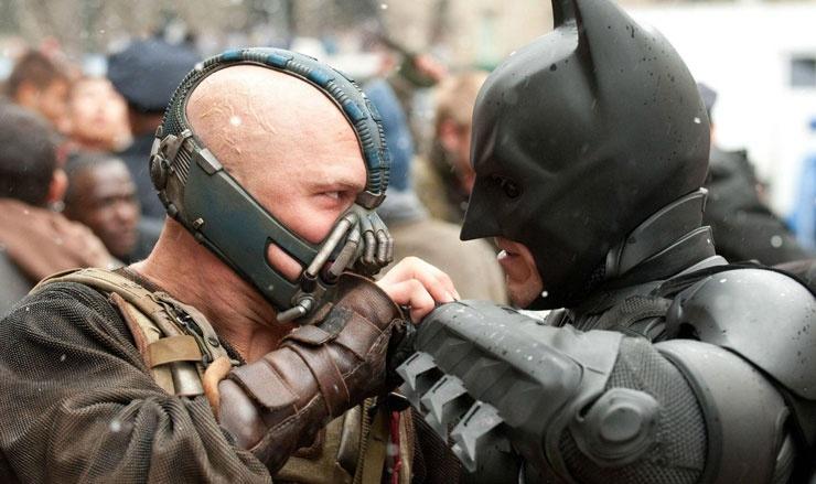 The Dark Knight Rises (2012) :