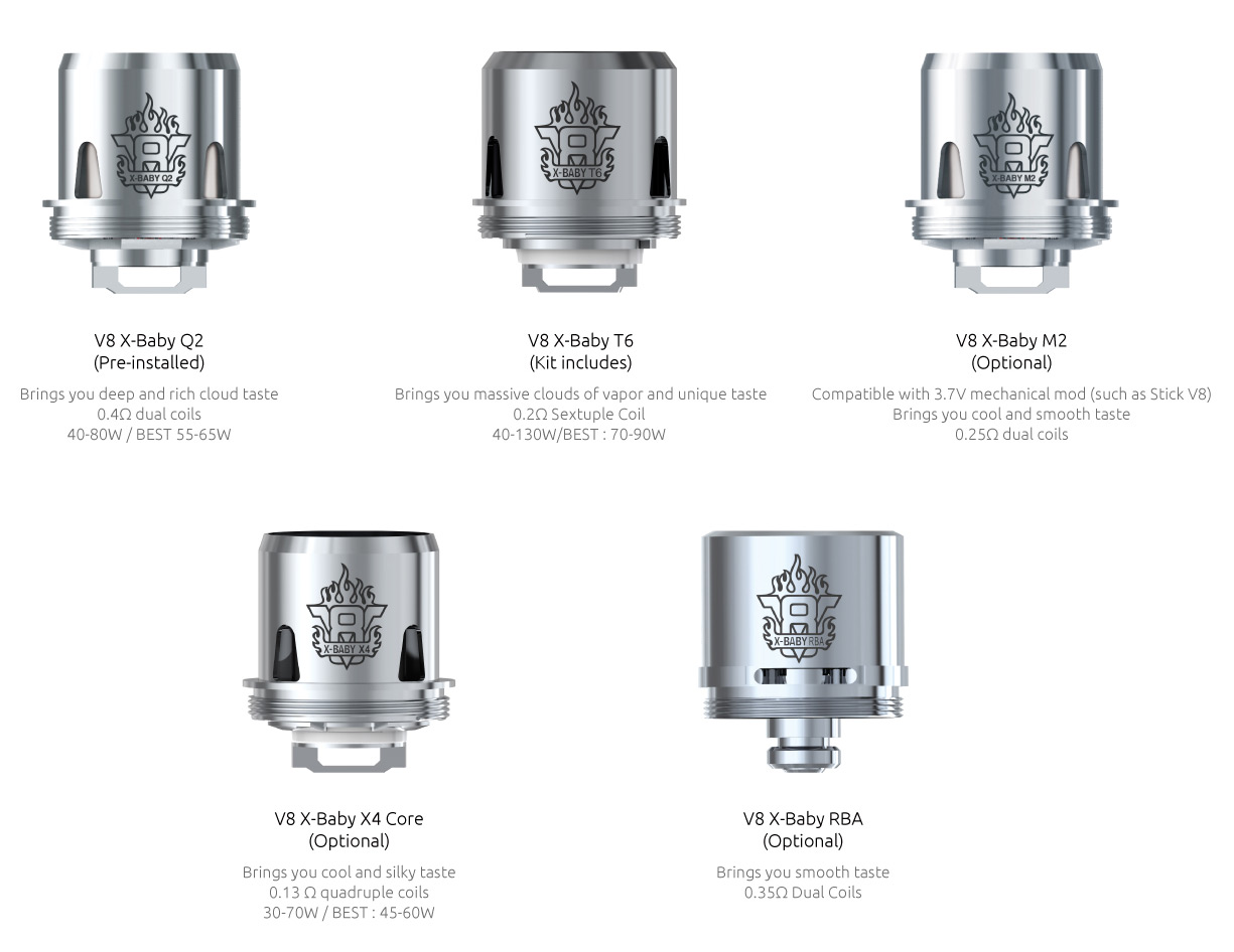 Authentic Smok Majesty 225w Resin Full Kit With Changeable