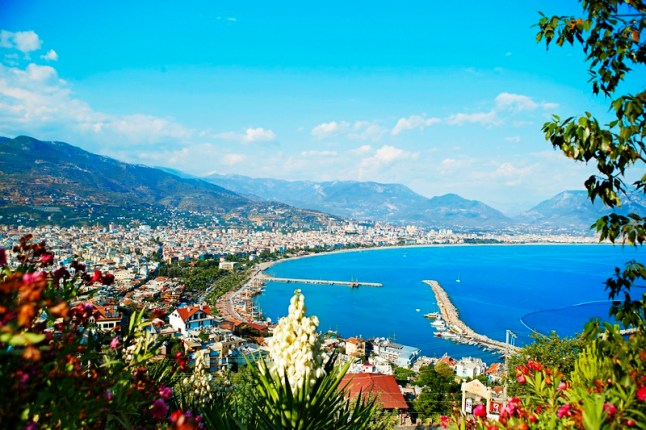 Alanya - ResaBilligt.Net