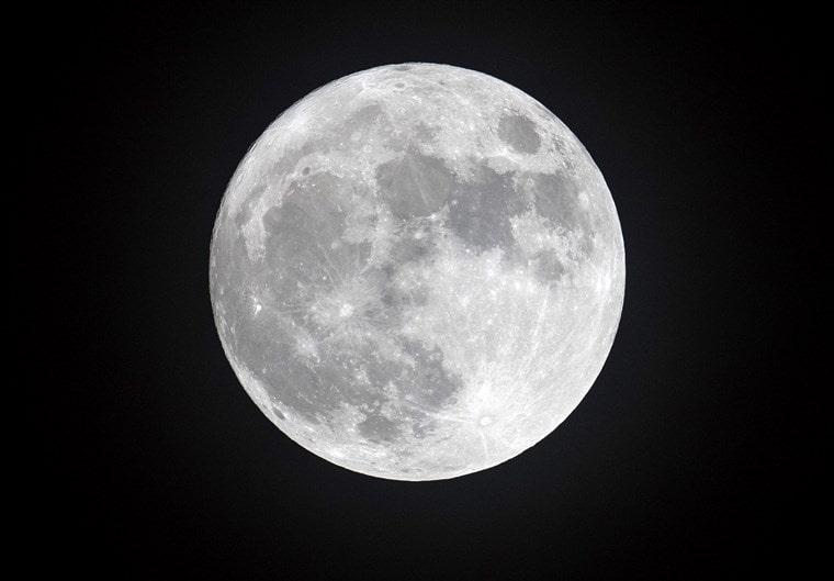 bulan purnama atau bulan purnama