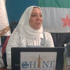 الناشطة رانيا قيصر