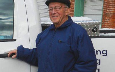 Roy E Sanders, May 10, 1929—April 3, 2016