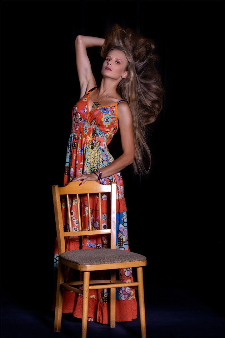 Modelka: Marianna Vril