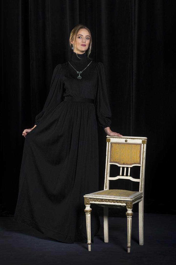 Modelka: Maria Anna Patecka