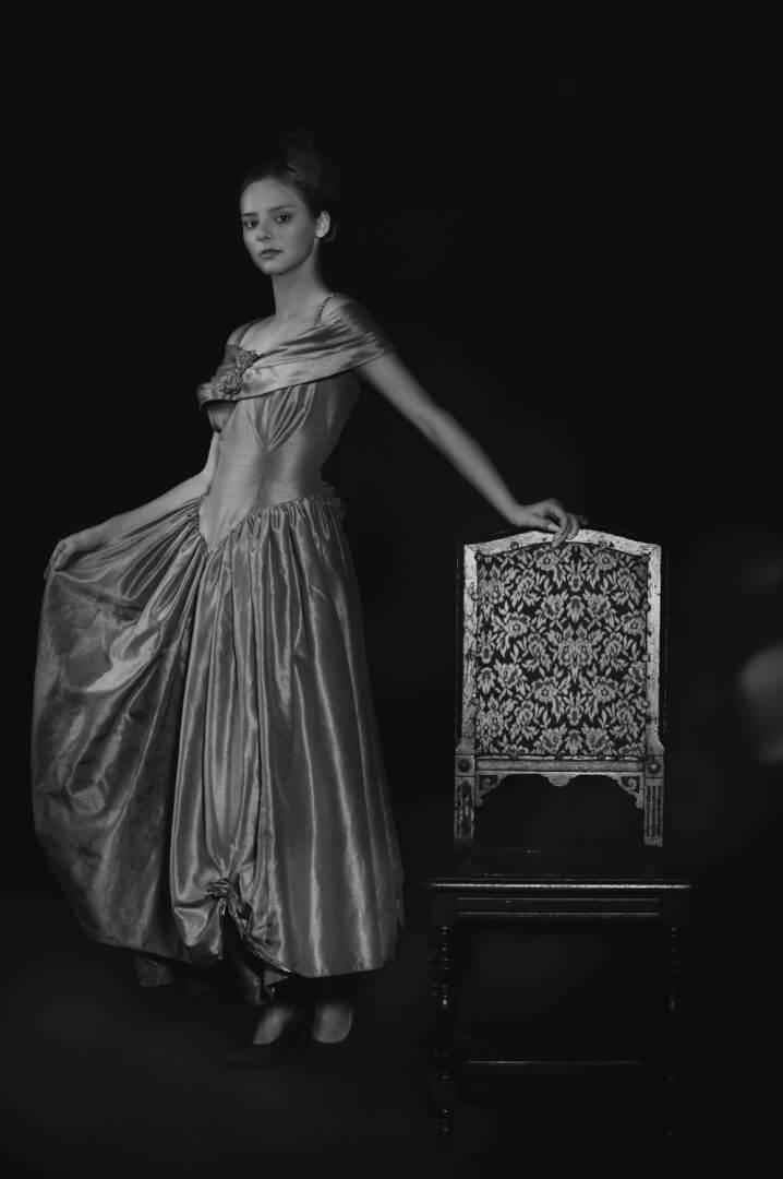 Modelka: Magdalena Chrzanowska