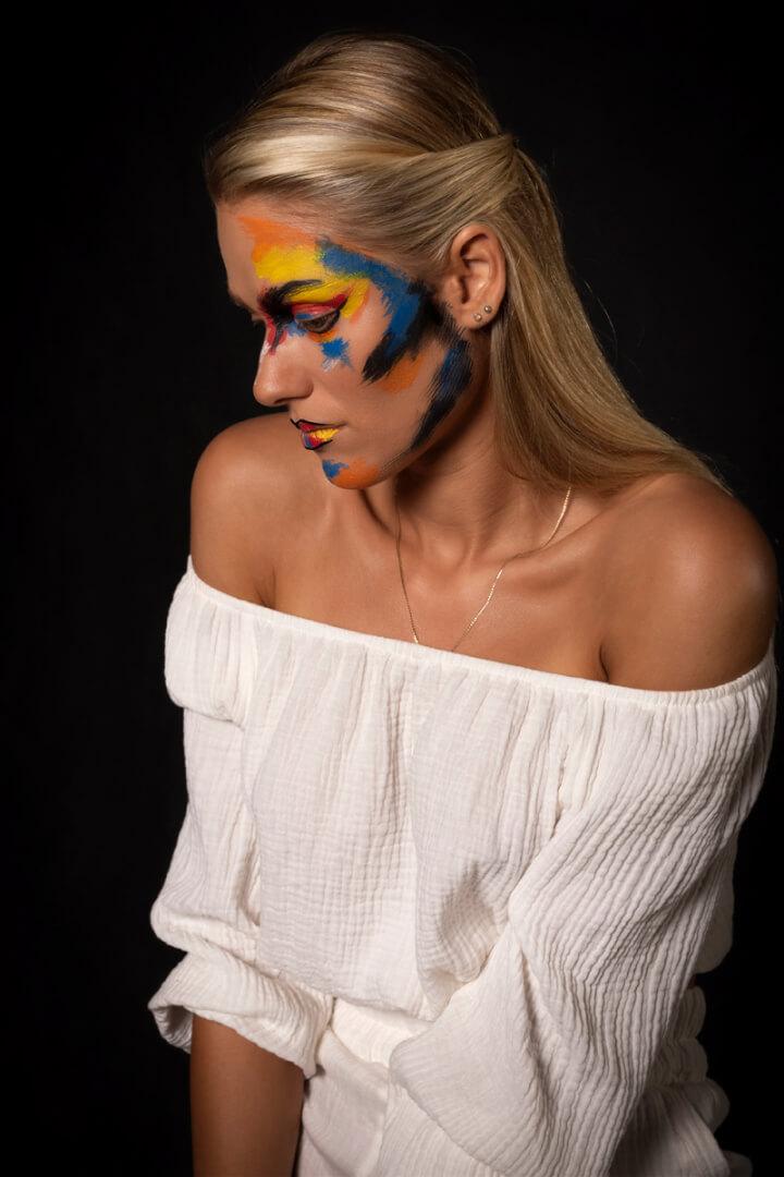 Modelka: Klaudia Aleksinska