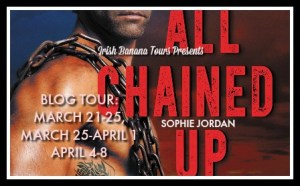 All Chained Up Banner