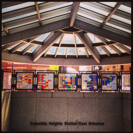 Columbia Heights Metro Station