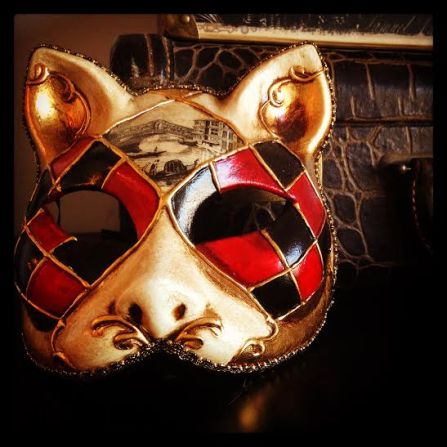 Cat Mask from Rome