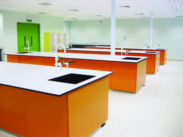 Chemlab - Laboratory Benches