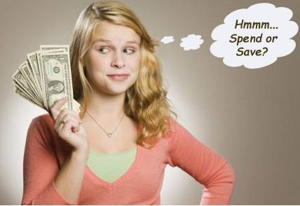 teen should I spend or save