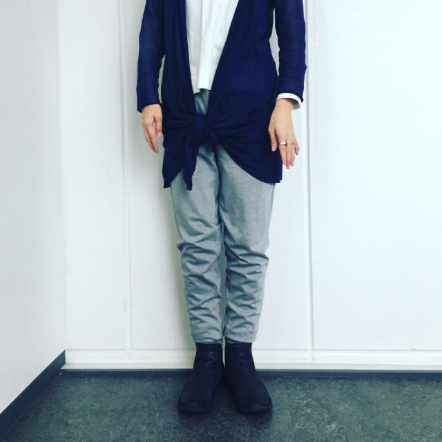 冷えとりファッション