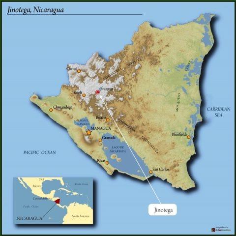 Nicaragua - Jinotega