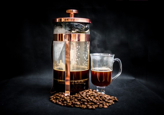 What's the deal in Acid in Coffee