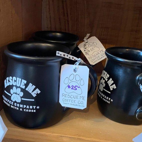 Coffee Mug – Rescue Me Coffee