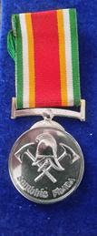Médaille d'ancienneté des 20 ans