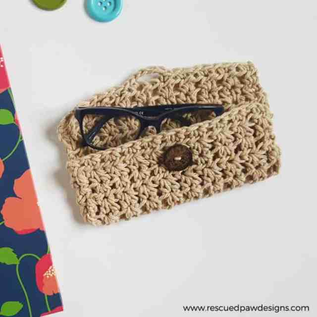 One Hour Crochet Gifts Free Patterns – Crafty Tutorials