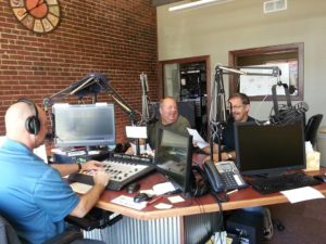 rescue duct owners on the radio